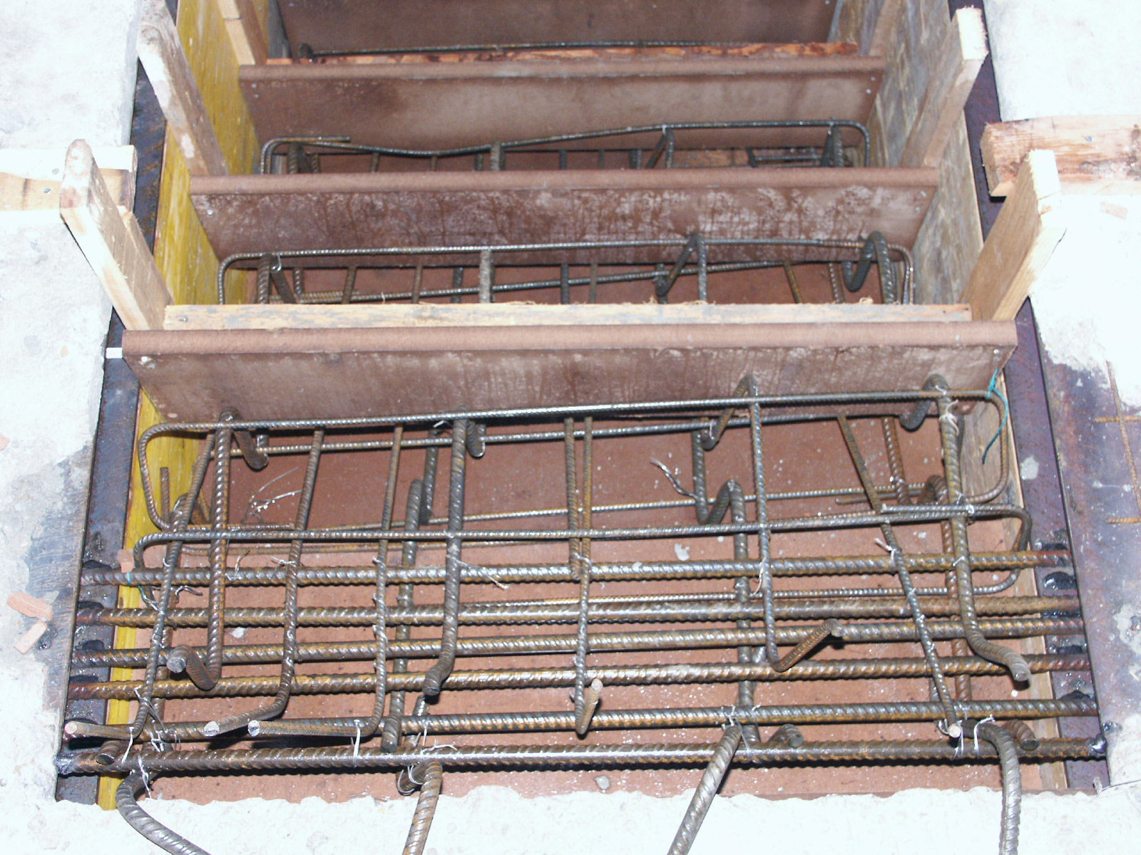 Opere in cemento armato - Scale elicoidali in cemento armato ...