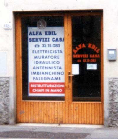 AlfaEdil – l'impresa edile di Firenze da 20 anni