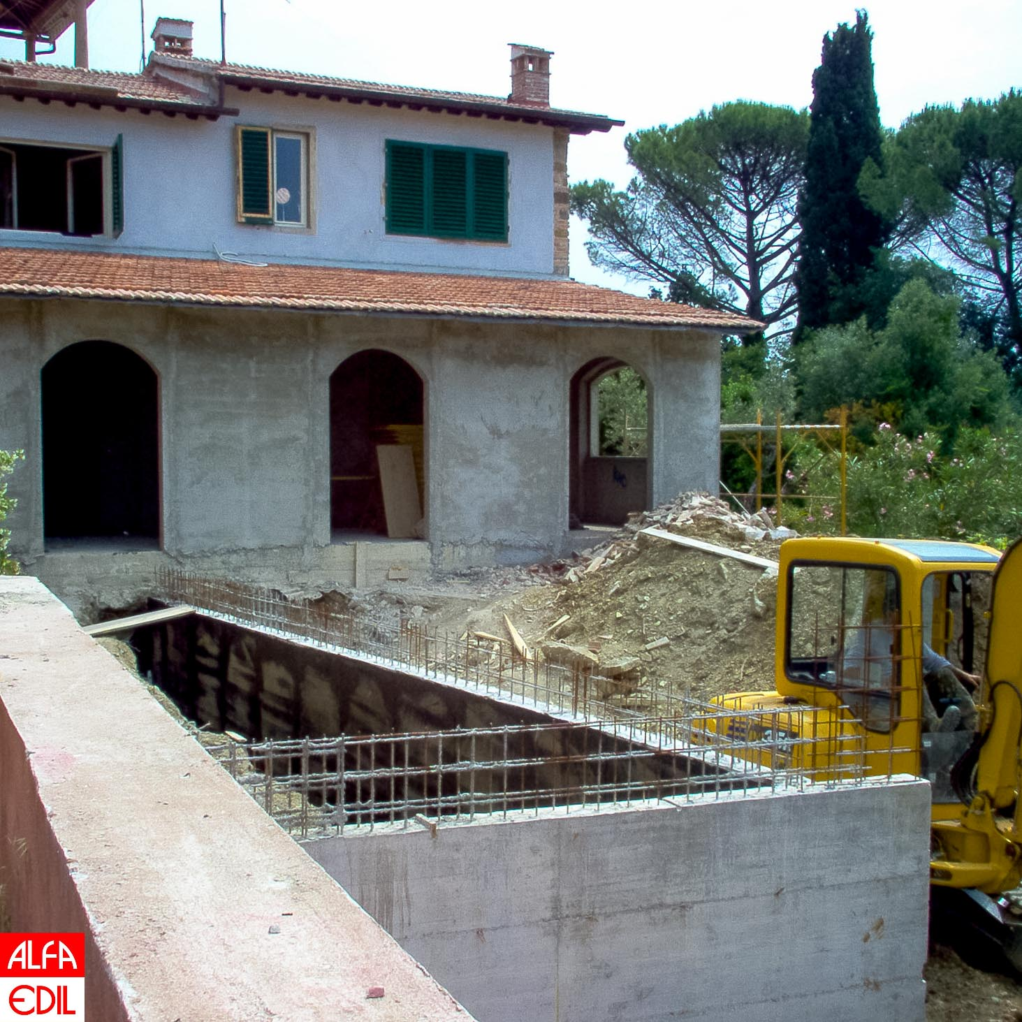 Alfa Edil Firenze Srl alfa edil firenze – ristrutturazioni – restauri – impianti